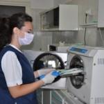 Imbustatura e sterilizzazione
